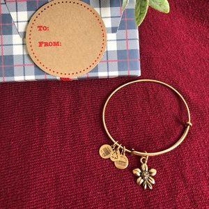 "♦️ALEX AND ANI ""Sunflower"" Gold Bracelet"